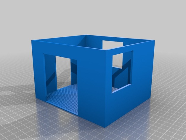 Kitchen with IKEA Faktum furniture by kdupke - Thingiverse