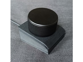 Housing for USB volume knob