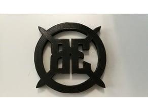 Blutengel Band Logo Goth Gothik