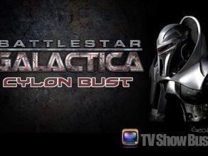 Battlestar Galactica Cylon Bust