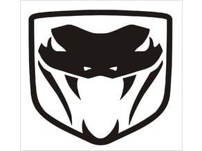 "Viper ""Fangs"" Logo"