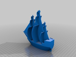 Pirate Ship - Reloaded - Ruddermod