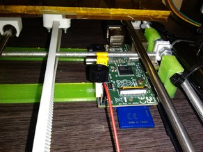 Huxley Raspberry PI support