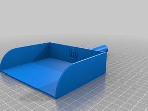 Makerbot Replicator 2 Dustpan