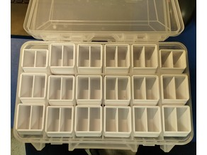Small Boxes for Plano 964 / 23606 / 23616 Stowaway Storage