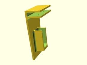 EasyShelves pole hanger