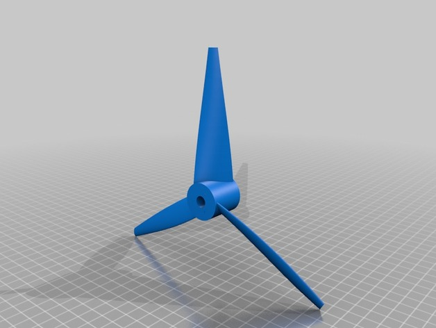 propellers and repellers - OpenSCAD library fully