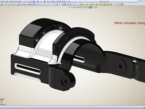 Modified RIT Arm Parts