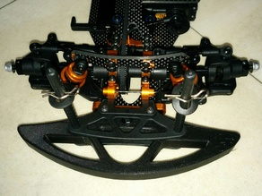 Xray T4 - Front Rammer