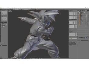 Goku (GT) v0.2S WIP