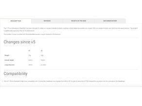 READ FIRST - E3D V5/V6 differences (heatsink)