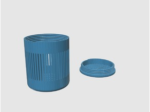 Silica gel container (for filament spool)