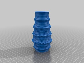 Diamond Texture Vase