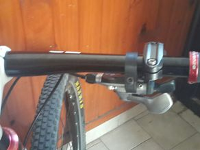 Shifter clamp Sram