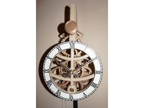 3D Printed Pendulum Clock