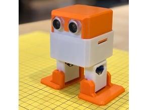 Otto DIY Remix - Minecraft Helmet for Wombatics Board