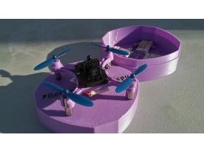 Pilotgeek X60 Micro V2 - 85mm FPV Quadcopter for Scisky