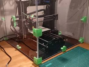 3D Printed Anet Enclosure