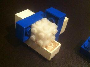 Lego cube 360