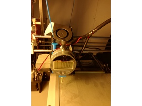 Anet A8 Dial gauge holder