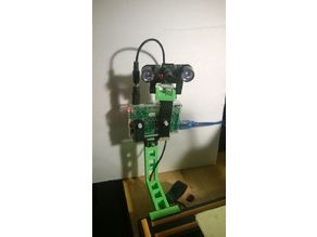 OctoPi Webcam Bracket for the Creality CR-10