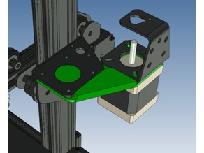 Extrusion stepper extender