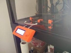 Prusa-I3-MK2 LCD Mount Lack Enclosure