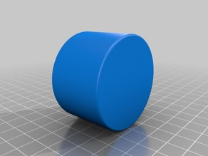 Round Revolver Container/Pill Case