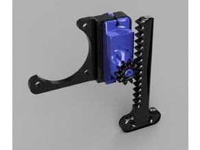 Autolevel Anet A8 30mm fan