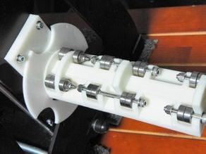 Orca 0.4x Dual Spool holder