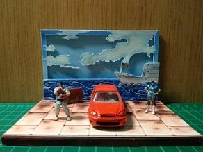 Street Fighter Chin Li Mini Figurine
