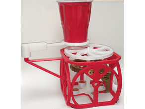 Record Player (Red Solo Cup Edition)
