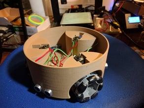 Three Omniwheel Robot