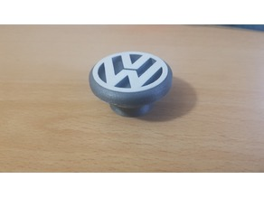 vw knob (handle) for cabinet
