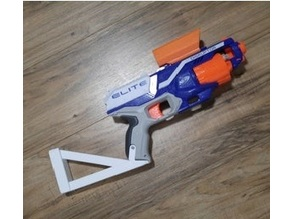 Nerf Disruptor Stock add-on