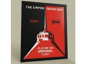 StarWars - Imperial Fleet