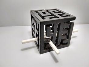 3D Maze Cube | Laberinto 3D