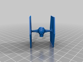 Tie Fighter for Casual X-Wing Gaming