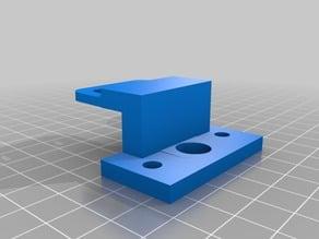 Reinforced Z-Axis Oldham Bearing Block