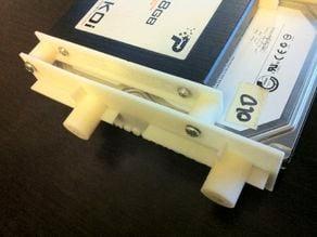 Hard Drive / SSD Brackets for 2.5, 3.5, 5.25 mounts simplified