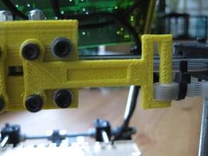 Mini-Mendel belt extension clip