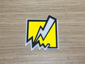 Bandit Emblem Logo (Rainbow Six Siege)