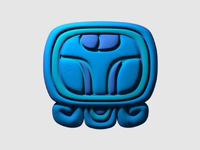 Chuwen, mayan glyph