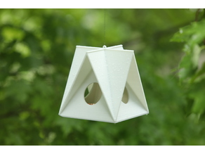 A-FRAME Bird feeder