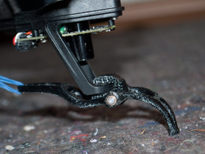 clip on landing gear with shock absorber for parrot ar drone 2