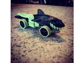 Shark Cruiser Hot Wheels