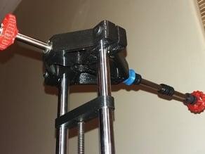 Printrbot Simple Metal - Universal Spool Holder (with bearings)