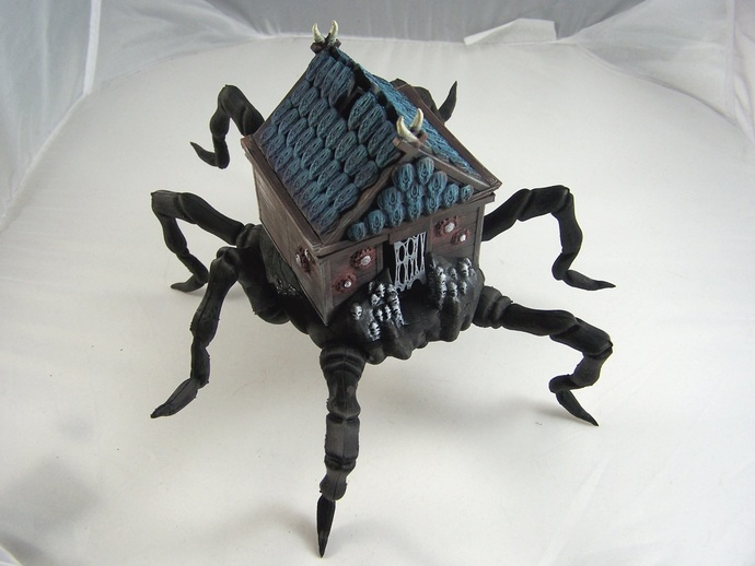 House Spider by dutchmogul - Thingiverse