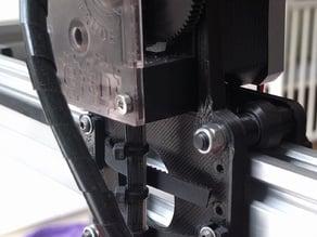 e3d Titan for D-bot Extruder Carriage