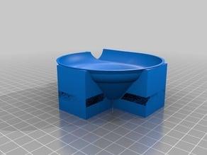 Duplo compatible marble run cone REMIX